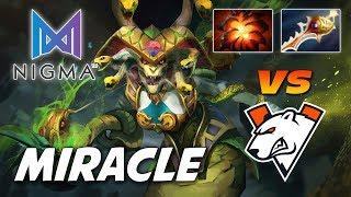 Nigma.Miracle Medusa vs Virtus.pro - Dota 2 Pro Gameplay