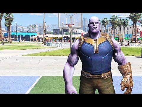 NBA 2K19 My Career - My Player Turns into Thanos! Ep.16