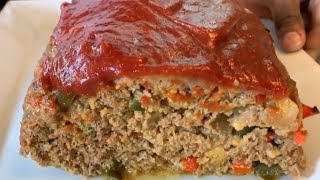How To Make MeatLoaf Taste Delicious (Easy)