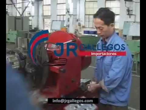Máquina Rectificadora de Cigüeñales Bancada Inclinada MQ8260C