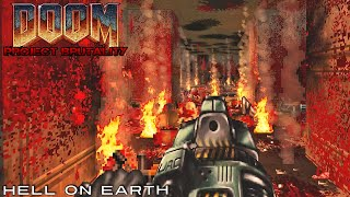 Project Brutality 30 Test Version With Doomone музыка для машины