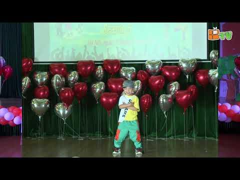 Nhảy Hiphop - Minh Hải - Lớp Sim ba 4
