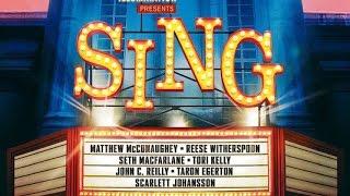 SING La Película  Estreno 2016