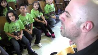 """What About Now"" Daughtry & PS22 Chorus"