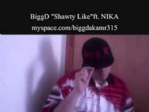"""Shawty Like"" (PREVEIW myspace.com/biggdakamr315)"