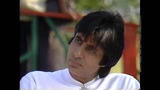 Amitabh Bachchan 1984 Interview
