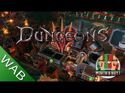 Dungeons 3 Review - Worthabuy?