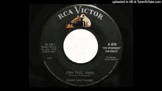 Jimmie Driftwood - John Paul Jones (RCA Victor 7603)