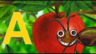 A is for Apple - A is for Ant
