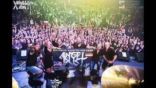ANGEL DUST - Bleed (Live) - Cam 2 - USA Atlanta 2017 09 08