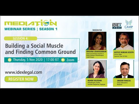 Building a Social Muscle for India