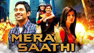 Mera Saathi (Happy Happy Ga) Hindi Dubbed Movie | Varun Sandesh, Vega