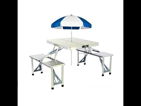 Groovy Portable Picnic Table At Best Price In India Download Free Architecture Designs Scobabritishbridgeorg