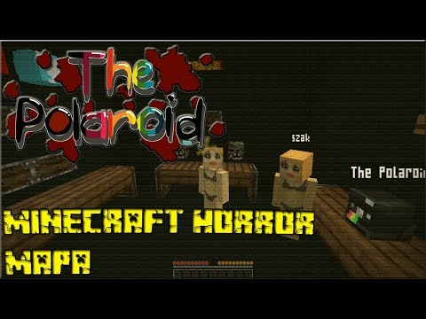 POLAROID - Minecraft horror mapa!