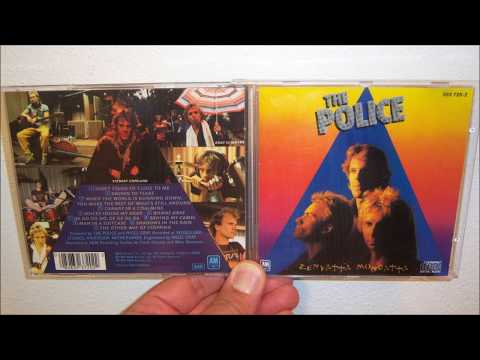 Police - Behind my camel (1980 Album version)