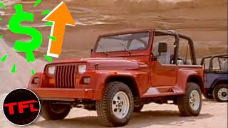 You Really Need To Buy A Jeep Wrangler YJ NOW Before Prices Explode!