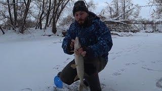 Рыбалка на жерлицы. Ловля щуки. Розыгрыш для Подписчиков