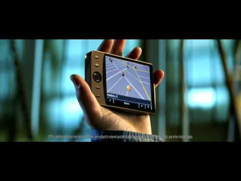 Commercial for LG Versa (2009) (Television Commercial)