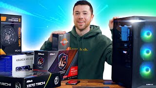 How to Build a Gaming PC in 2021 - Easy 10-minute Build Guide!