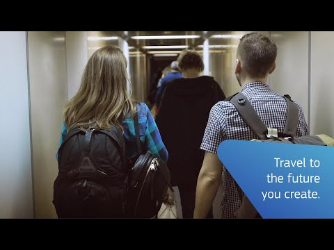 Video 10 reasons to join Amadeus as a graduate