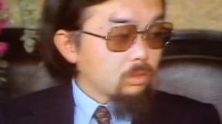 三笠宮寛仁親王 徹子の部屋1977年4月1日