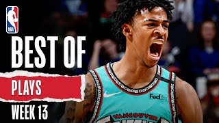 Best Plays from Week 13 | 2019-20 NBA Season