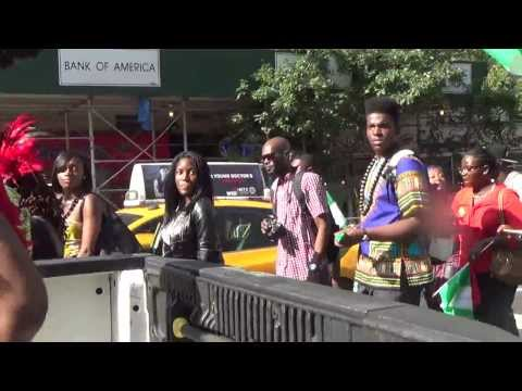 SHAMELESS NAKED DANCER AT NIGERIAN 53RD INDEPENDENCE ANNIVERSARY OCT 5,2013-RR