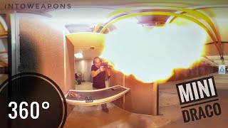 360 Video: Mini Draco AK Pistol