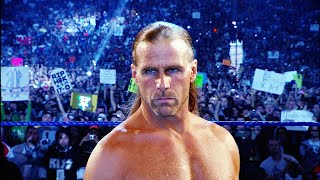 Shawn Michaels returns to Raw following Randy Orton's attack on Ric Flair