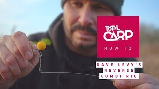 How To Tie Dave Levy's Reverse Combi Rig