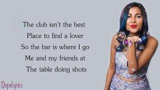 Ed Sheeran - Shape Of You | Cheez Badi Hai (Vidya Vox Mashup Cover)(Lyrics)