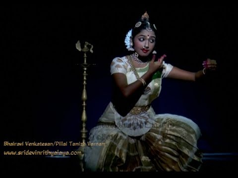 Excerpts from Sitrilakkiya Nattiyam -Thematic presentation  part 2 - Sridevi Nrithyalaya