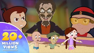 Chhota Bheem & Mighty Raju in The Magic World