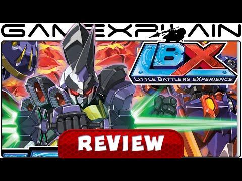 LBX: Little Battlers eXperience - Video Review (3DS)