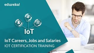 Internet of Things(IoT) Jobs, Careers & Salaries   IoT Career Opportunities   IoT Training   Edureka