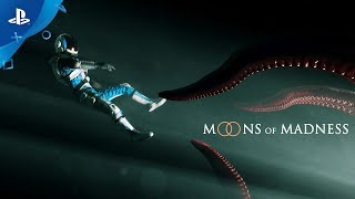 Moons of Madness - Launch Trailer   PS4