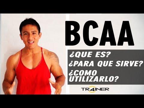 BCAA. Qué Son Los BCAA, Para Qué Sirve Y Cómo Usarlo.