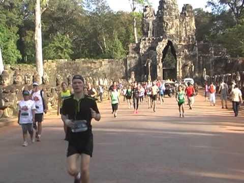 NOC of CAM The 19th Angkor Wat International Half Marathon