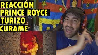 Prince Royce, Manuel Turizo   Cúrame (Official Video) (REACCIÓN)