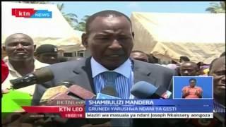 KTN  Leo: Watu kumi na mbili wauawa kwenye shambulizi la kigaidi Mandera, 25 Octoba 2016