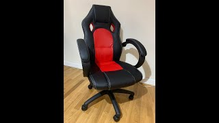 IntimaTe WM Heart Gaming Chair High Back Office Chair Desk Chair | Bought from Amazon | Top Reviewed