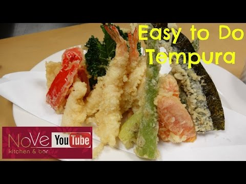 Easy To Do Tempura