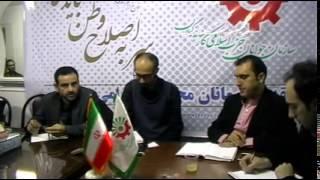 preview picture of video 'مناظره مهندس عبدالرضا ابراهیمی با دکتر غلامرضا خانکشیپور'