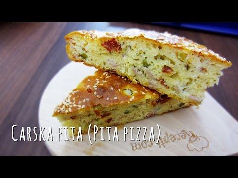 Carska pita - Pita pizza