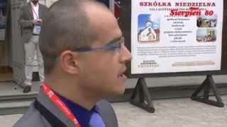 preview picture of video 'Żory - Międzynarodowa Konferencja w temacie Bezpłatnej Komunikacji Miejskiej'