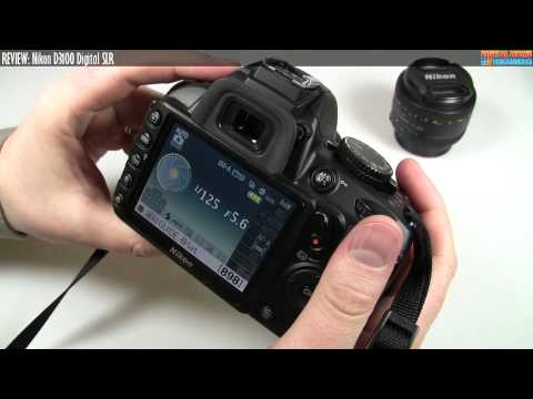 REVIEW: Nikon D3100 DSLR