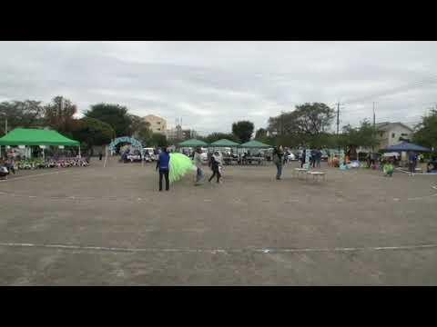 平成30年度 みなみ保育園 運動会 0歳親子競技「親子でシャンシャン」