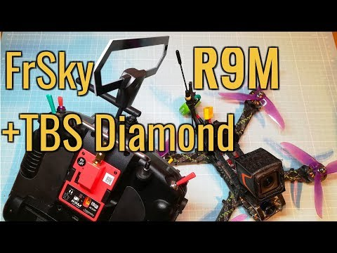 frsky-r9m--tbs-diamond--test-flight