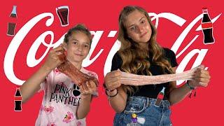 Fake Coca Cola sliz/NoSisters