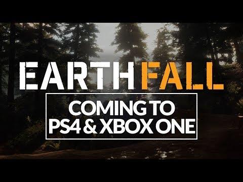 Earthfall - Console Announcement Trailer thumbnail